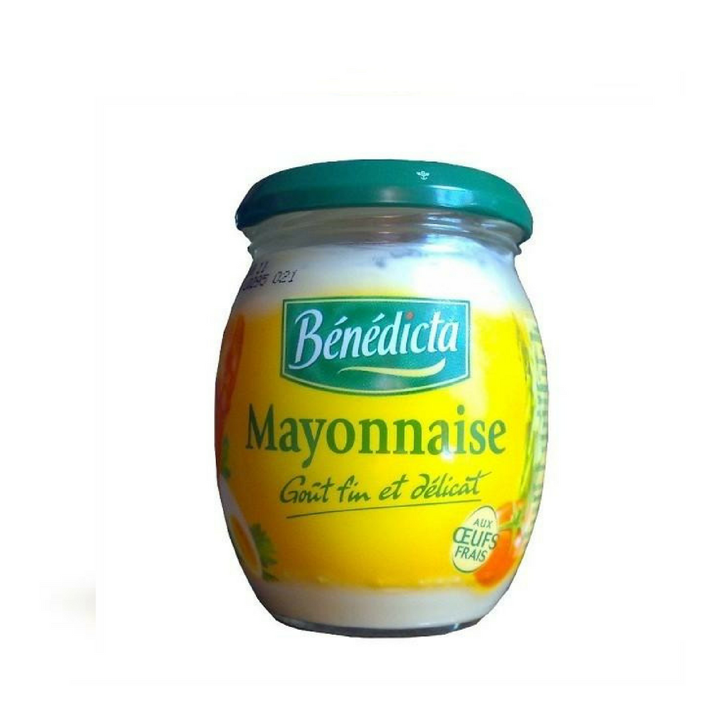 Bénédicta · Mayonnaise · 235g (8.3 oz)-FRENCH ÉPICERIE-Benedicta-Le Tablier Bleu | Online French Supermaket