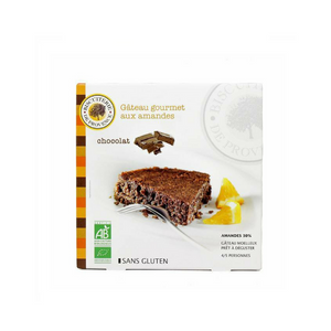 Biscuiterie de Provence Organic Gluten-free Almond Chocolate Cake 7.9oz-Biscuiterie de Provence-Le Tablier Bleu | Online French Supermaket