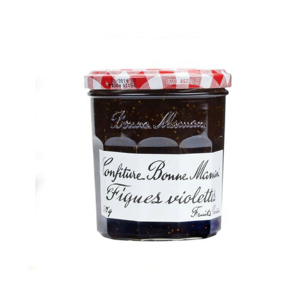Bonne Maman Figues Violettes - French Purple Fig Jam - 13oz.-FRENCH ÉPICERIE-Bonne Maman-Le Tablier Bleu | Online French Supermaket