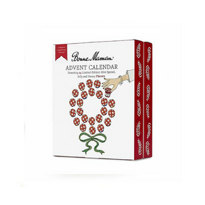 Bonne Maman Preserves Advent Calendar 24 oz. (672g)-Bonne Maman-Le Tablier Bleu | Online French Supermaket