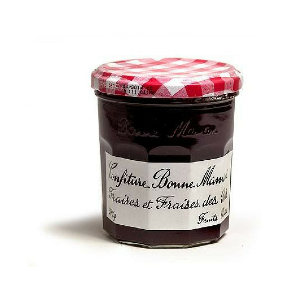 Bonne Maman Strawberry Preserves Jam, 13-Ounce Jars-FRENCH ÉPICERIE-Bonne Maman-Le Tablier Bleu | Online French Supermaket