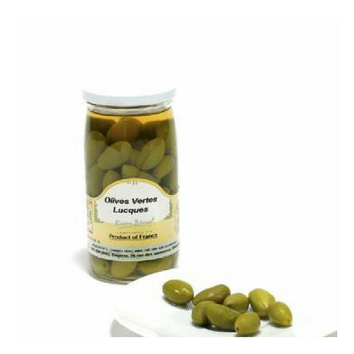 Brunel · Lucques olives · 200g (7 oz)-FRENCH ÉPICERIE-Brunel-Le Tablier Bleu | Online French Supermaket