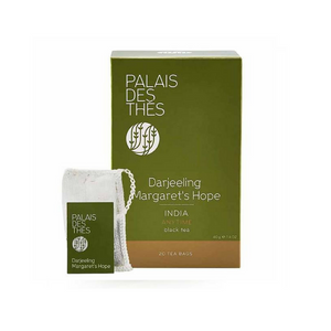 Darjeeling Margaret's Hope Black Tea by Palais des Thes 20 Tea Bags-Palais des Thes-Le Tablier Bleu | Online French Supermaket