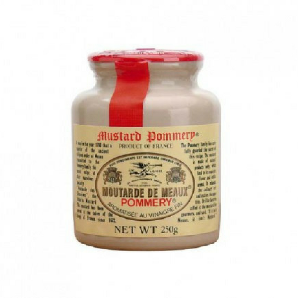 French Mustard from Meaux by Pommery 8.8 oz-Pommery-Le Tablier Bleu | Online French Supermaket