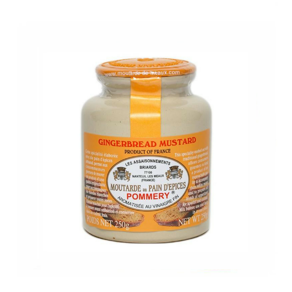 Gingerbread Mustard-FRENCH ÉPICERIE-Pommery-Le Tablier Bleu | Online French Supermaket