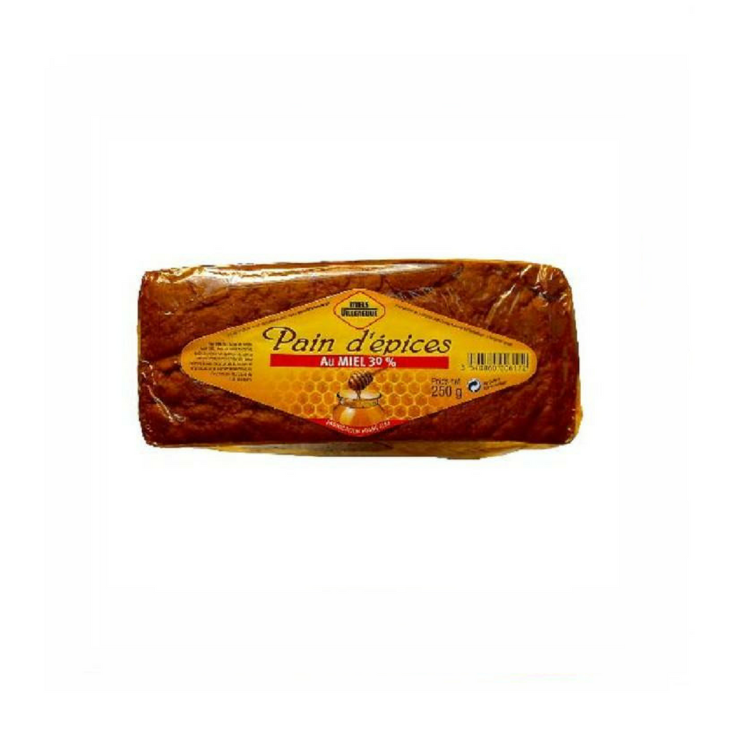 Honey Gingerbread miels villeneuve-DESSERTS & SWEETS-Villeneuve Miels-Le Tablier Bleu | Online French Supermaket