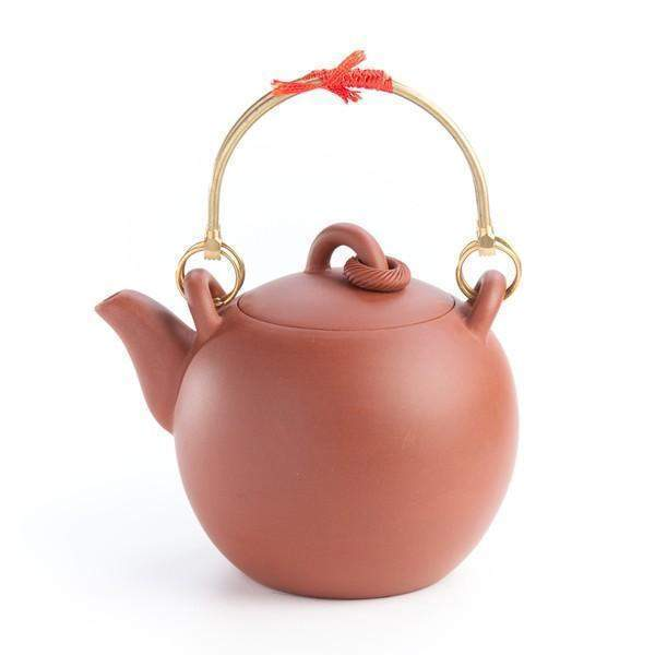 Huan Chinese Yi-Xing Clay Teapot (RED) - Palais Des Thes-PALAIS DES THES-Palais des Thes-Le Tablier Bleu | Online French Supermaket