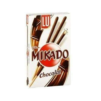 Lu · Mikado, dark chocolate, pocket size · 30g (1.1 oz)-DESSERTS & SWEETS-Lu-Le Tablier Bleu | Online French Supermaket