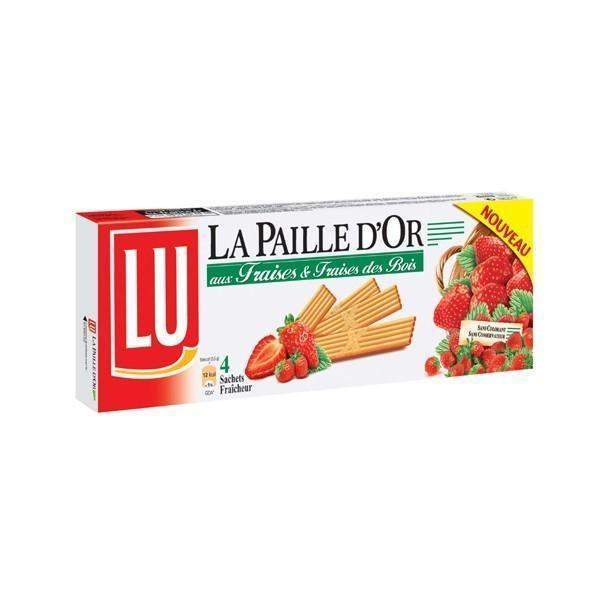 Lu · Paille d'Or · 170g (6 oz)-DESSERTS & SWEETS-Lu-Le Tablier Bleu | Online French Supermaket