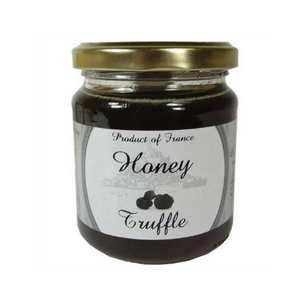 Manoir des Abeilles · Forest honey with truffle, glass jar · 250g (8.8 oz)-FOIE GRAS & TRUFFLES,FRENCH ÉPICERIE-Manoir des Abeilles-Le Tablier Bleu | Online French Supermaket