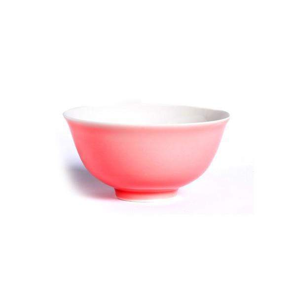 Ming Chinese Porcelain Bowl (Pink) - Le Palais Des Thes-PALAIS DES THES-Palais des Thes-Le Tablier Bleu | Online French Supermaket