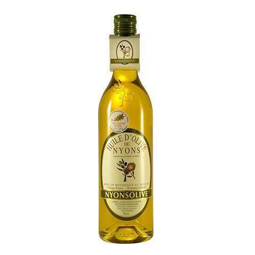 Nyonsolive · Nyons extra virgin olive oil AOC · 25cl (8.45 fl oz)-FRENCH ÉPICERIE-Vignolis-Le Tablier Bleu | Online French Supermaket