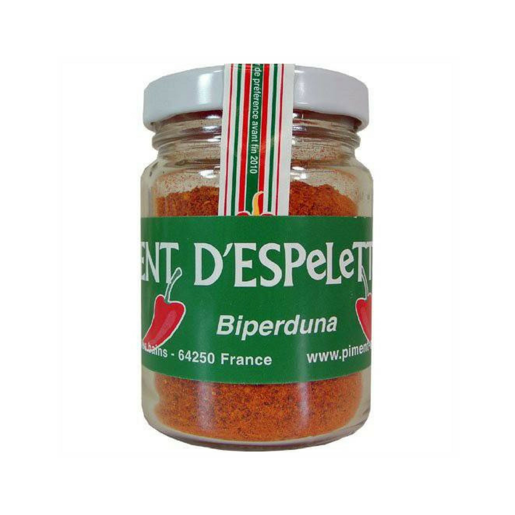 Piment d'Espelette - Red Chili Pepper Powder from France 1.4oz-COOKING & BAKING-Piment d Espelette-Le Tablier Bleu | Online French Supermaket