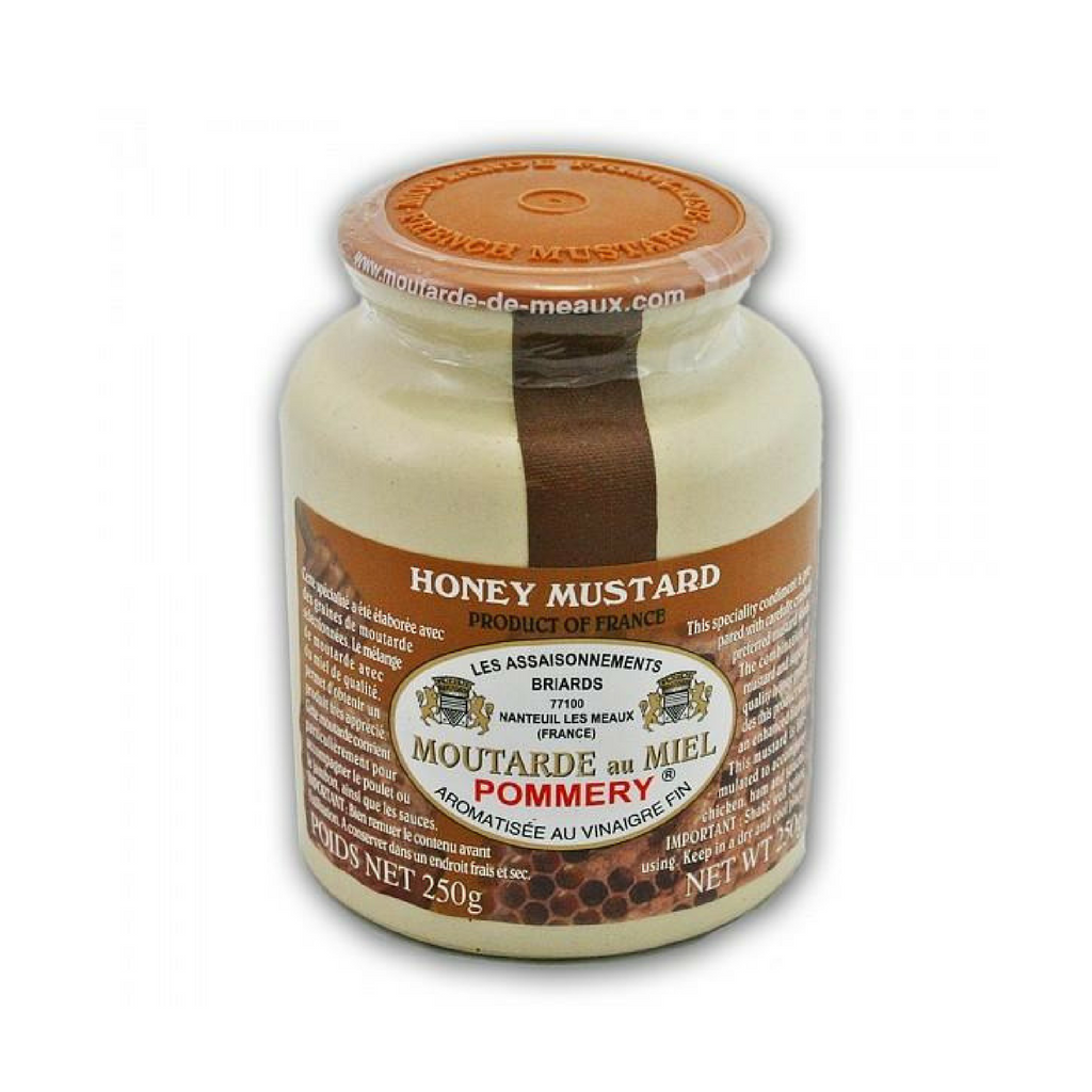Pommery · Honey mustard · 250g (8.8 oz)-FRENCH ÉPICERIE-Pommery-Le Tablier Bleu | Online French Supermaket
