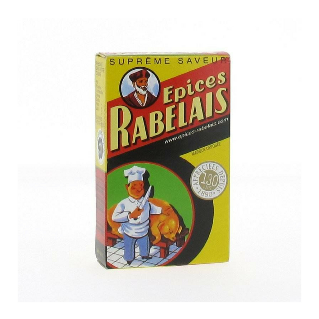 Provence Epices · Epices Rabelais · 50g (1.76 oz)-COOKING & BAKING-Provence Epices-Le Tablier Bleu | Online French Supermaket