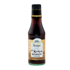 Sherry vinegar 7° 25cl-Pommery-Le Tablier Bleu | Online French Supermaket