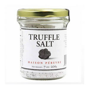 Summer Truffle Salt by Pebeyre 7 oz-Pebeyre-Le Tablier Bleu | Online French Supermaket