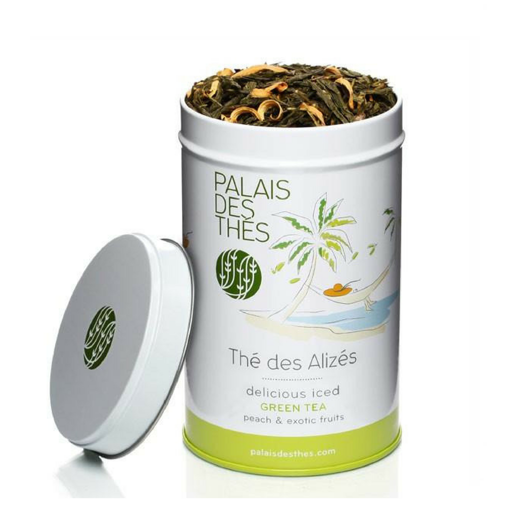 THÉ DES ALIZÉS green tea Signature Tea Blend from Paris - Palais Des Thes-PALAIS DES THES-Palais des Thes-Le Tablier Bleu | Online French Supermaket
