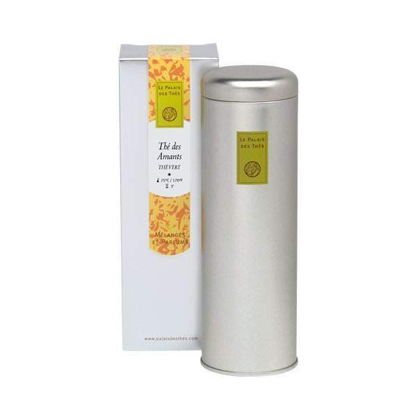 THÉ DES AMANTS green tea Signature Tea Blend from Paris - Palais Des Thes-PALAIS DES THES-Palais des Thes-Le Tablier Bleu | Online French Supermaket