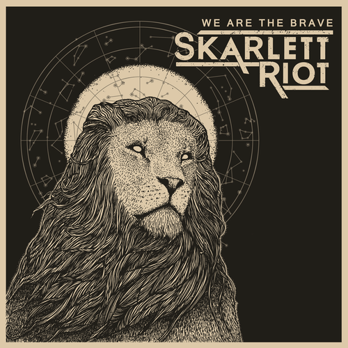 Skarlett Riot EP We Are The Brave 2015
