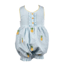 Pineapple All Over Romper