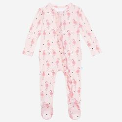 Frida Footie Ruffled One Piece