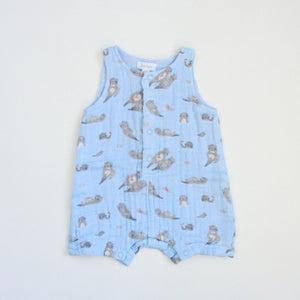 Otters Shortie Romper