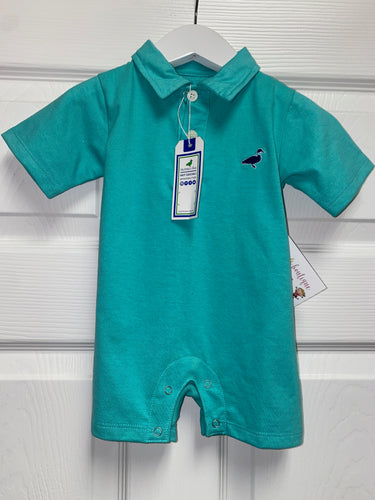 Boys Cotton Romper