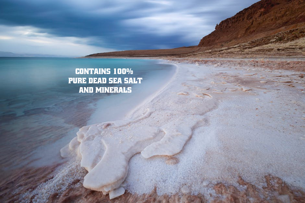 Benefits of Using Products with Dead Sea Minerals