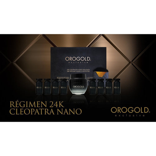 24K Cleopatra Nano Regime - The Privilege Boutique