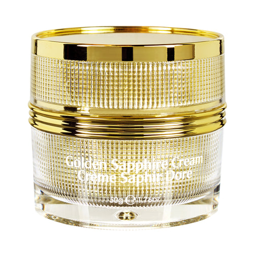 Golden Sapphire Cream - The Privilege Boutique