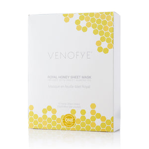 Royal Honey Sheet Mask - The Privilege Boutique