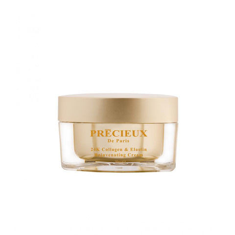 24K Collagen & Elastin Rejuvenating Cream - The Privilege Boutique
