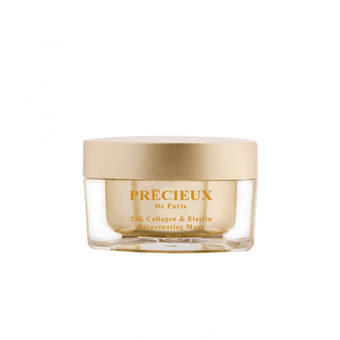 24K Collagen & Elastin Rejuvenating Mask - The Privilege Boutique
