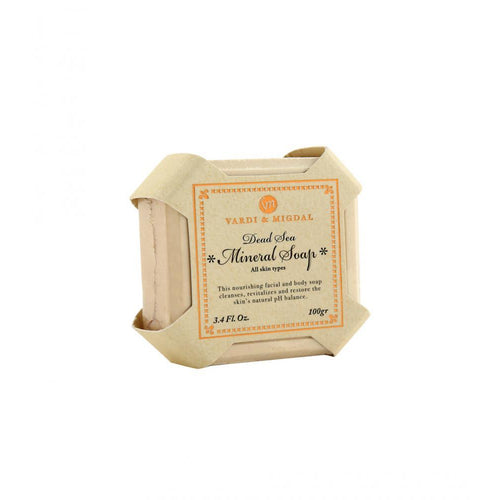 Dead Sea Mineral Soap (100g) - The Privilege Boutique