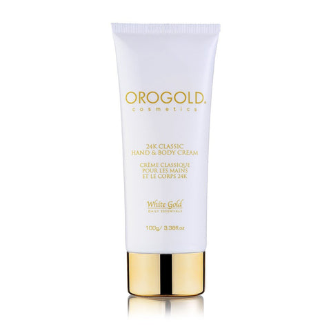 White Gold Hand & Body Cream - The Privilege Boutique