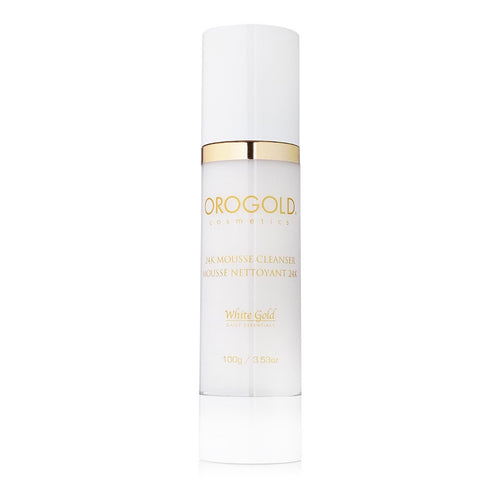 24K Classic Mousse Cleanser - The Privilege Boutique