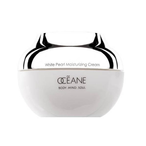 White Pearl Moisturizing Cream - The Privilege Boutique