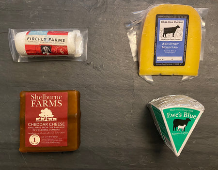 We are donating 100% of the profits of our brand new Heritage Foods Victory Cheese box to the NAACP!