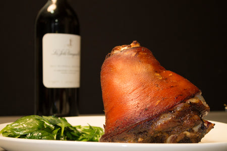 Brand New, Shank for Two! Oven-Ready & Shin-fully Delicious!