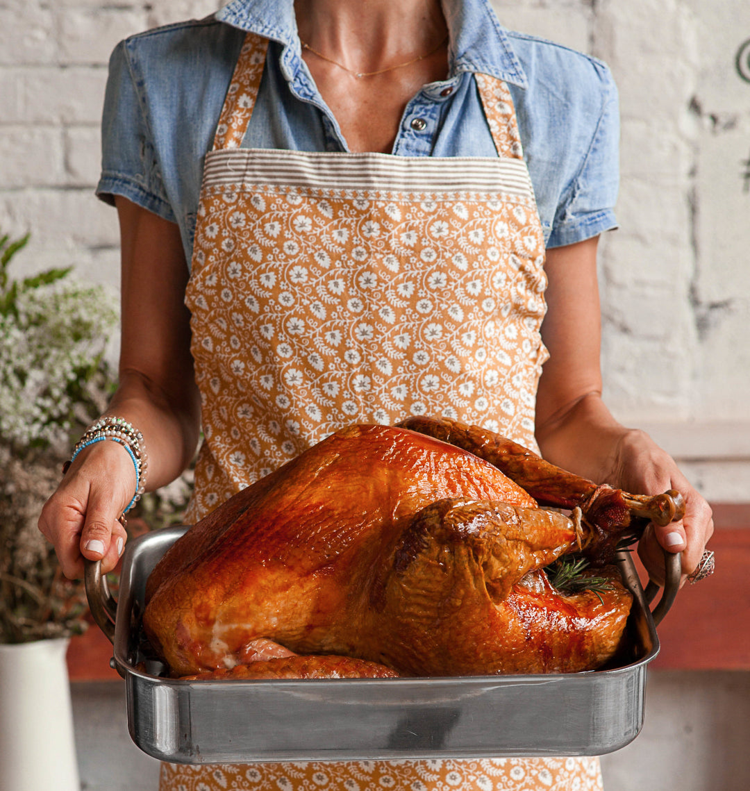 Our Top Five Cooking Tips for the Best Heritage Turkey