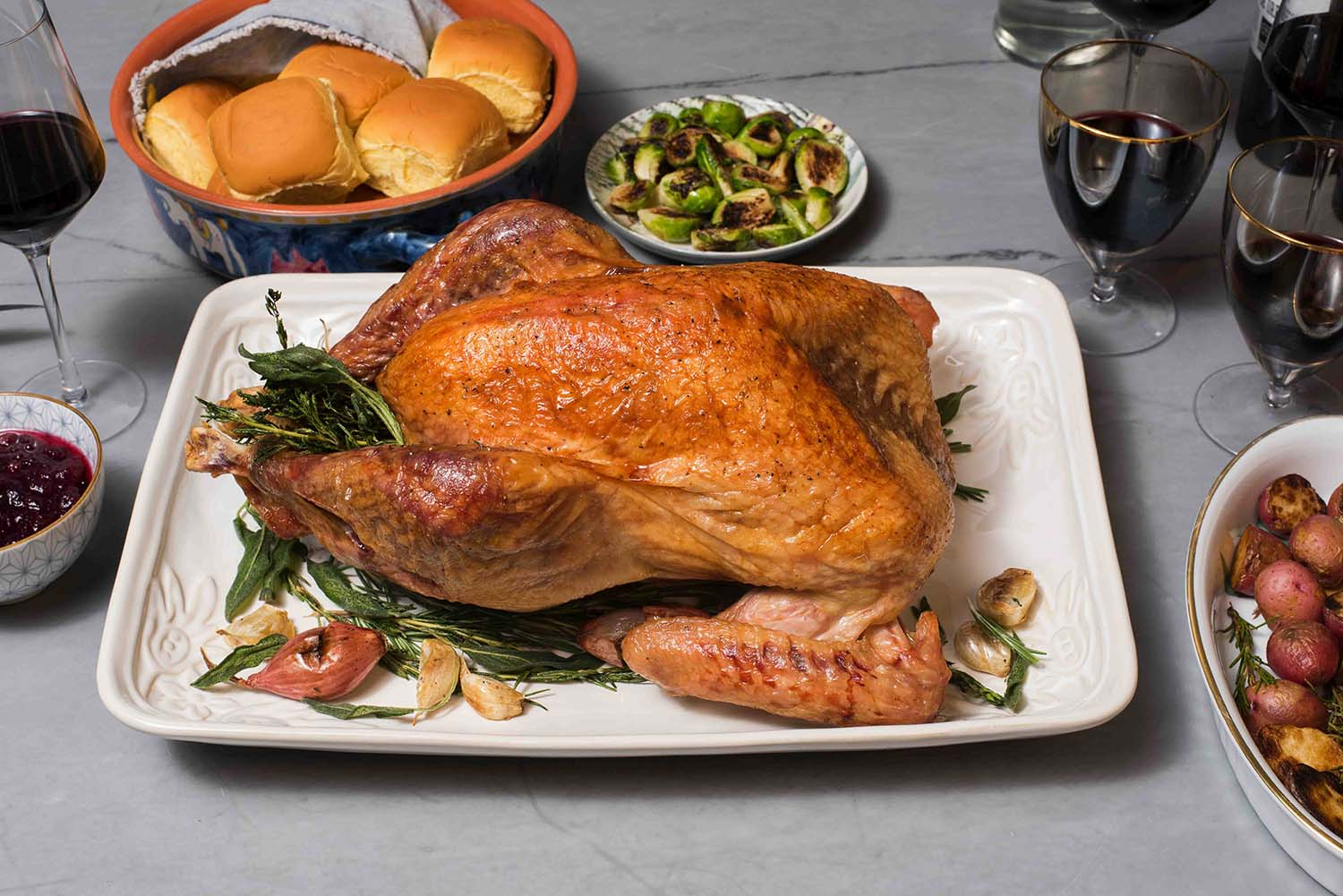 Top Five Reasons to Serve A Heritage Turkey this Thanksgiving