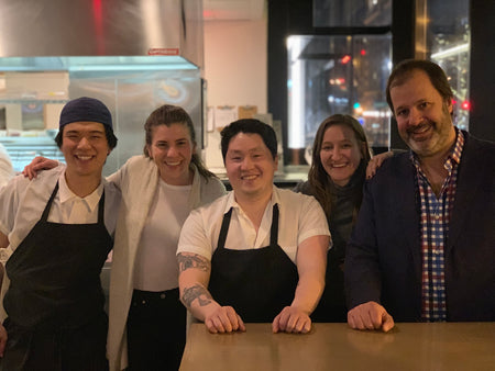 Chef Spotlight: Daniel Sharp, Mark Furstenberg, Marjorie Meek-Bradley, and Tae Strain