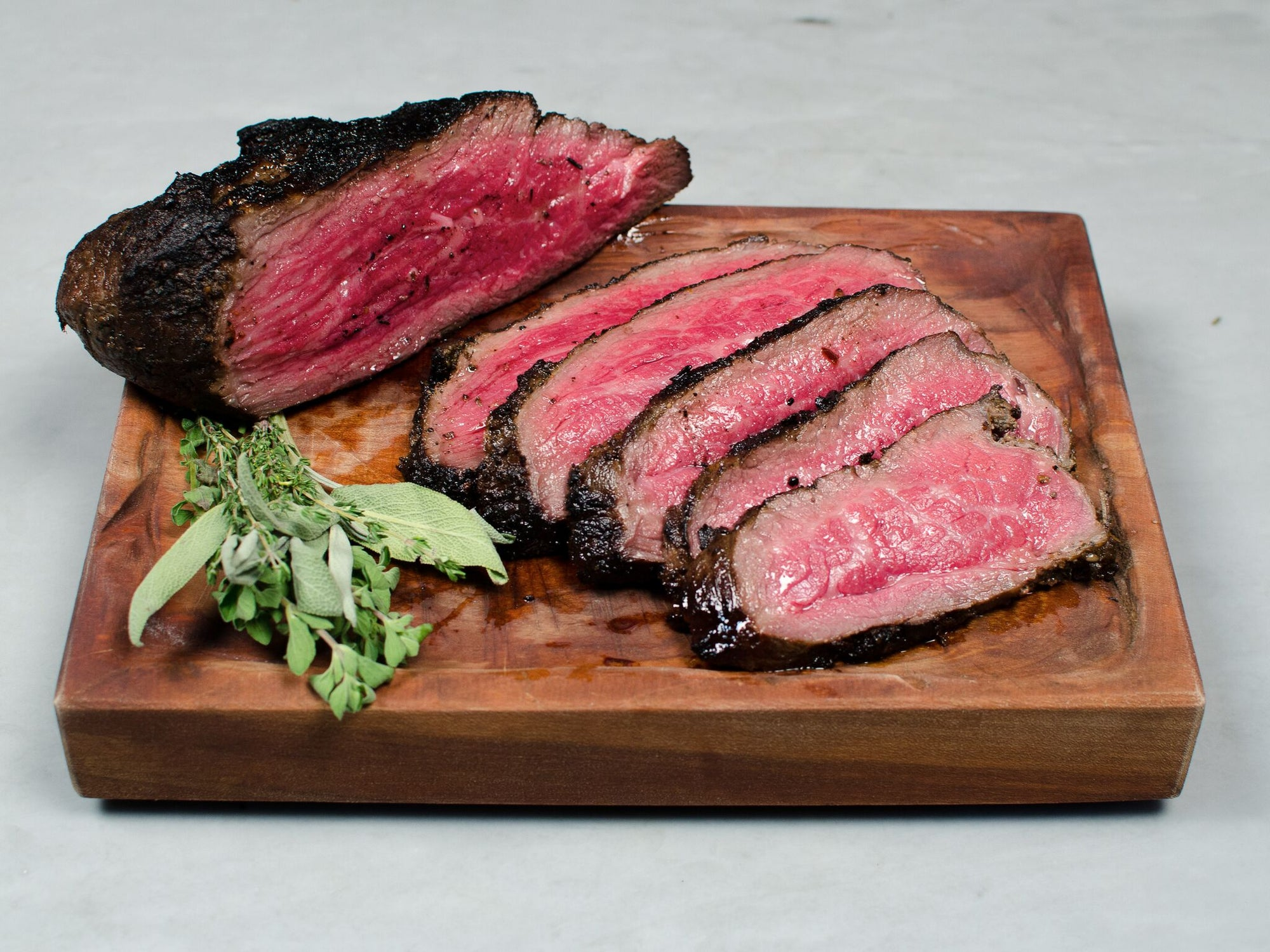 Try Our Oven-Ready Tri-Tip Wagyu Roast 3 Ways!