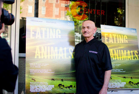 Frank Reese at Eating Animals Premiere