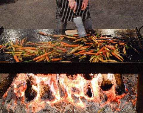 Live Fire Dinners at Farmstead at Longmeadow Ranch