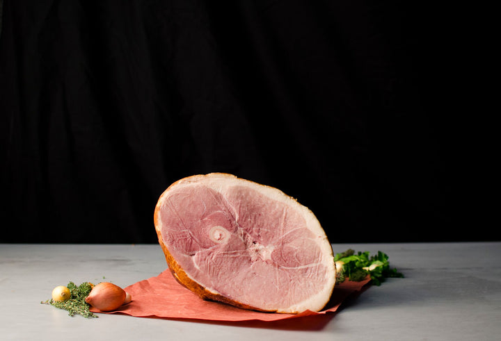 Top selling Heritage Berkshire Maple Sugar Cured Holiday Ham | Humanely Raised | Heritage Foods