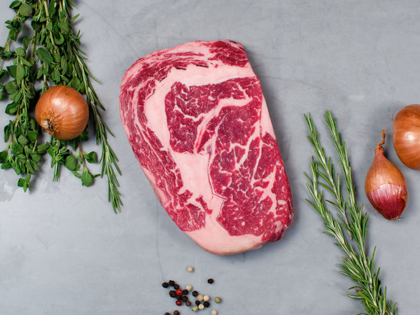 WAGYU RIBEYE STEAKS FROM AUSTRALIA, Four 12 oz steaks — Taste Australia's most delicious steak! — NOW 20% OFF!