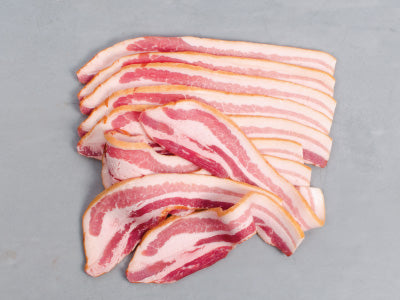 CALIFORNIA HERITAGE BACON SAMPLER, from two new Curemasters: Farmstead and Fatted Calf — Two 12 oz packs each