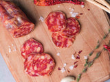 Basque Heritage Salami | Pasture Raised, Antibiotic-Free | Heritage Foods | Delivered to Your Door